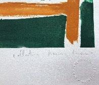 Ne Allongee Et Tete D'homme De Profil  Limited Edition Print by  Picasso Estate Signed Editions - 2