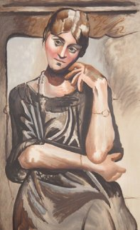 Olga Picasso Limited Edition Print -  Picasso Estate Signed Editions