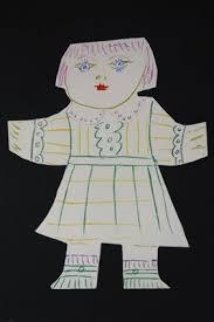 Une Poupee Decoupee Limited Edition Print by  Picasso Estate Signed Editions