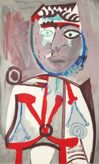 Personnage Limited Edition Print by  Picasso Estate Signed Editions