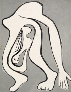 Femme Acrobate Limited Edition Print by  Picasso Estate Signed Editions