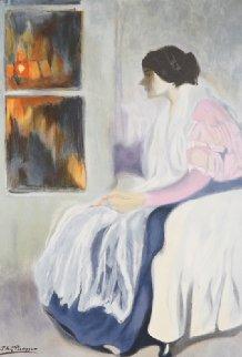 La Soeur De l'Artiste Limited Edition Print -  Picasso Estate Signed Editions