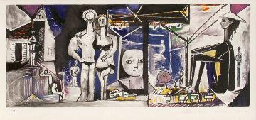 Jeux De Plage  Limited Edition Print -  Picasso Estate Signed Editions