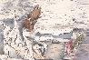 Minotaure Aveugle Conduit Par Une Petite Fille Limited Edition Print by  Picasso Estate Signed Editions - 0