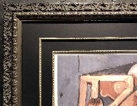 Femme a La Toilette Limited Edition Print by  Picasso Estate Signed Editions - 4