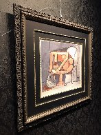 Femme a La Toilette Limited Edition Print by  Picasso Estate Signed Editions - 5