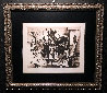 Cavalier En Armure Limited Edition Print by  Picasso Estate Signed Editions - 1