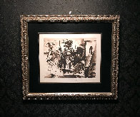 Cavalier En Armure Limited Edition Print by  Picasso Estate Signed Editions - 2