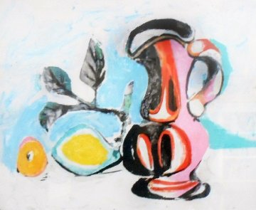 Nature Morte Au Pichet Rose Limited Edition Print by  Picasso Estate Signed Editions
