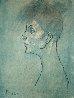 Head of a Woman  Limited Edition Print by  Picasso Estate Signed Editions - 0