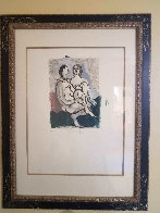 La Couple  1983 Limited Edition Print by  Picasso Estate Signed Editions - 1