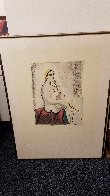 Nu Assis Limited Edition Print by  Picasso Estate Signed Editions - 1