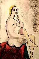 Nu Assis Limited Edition Print by  Picasso Estate Signed Editions - 0