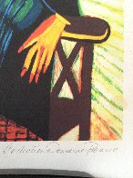 Untitled (Portrait of a Woman)  Limited Edition Print by  Picasso Estate Signed Editions - 3