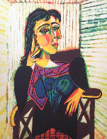 Untitled (Portrait of a Woman)  Limited Edition Print by  Picasso Estate Signed Editions - 0