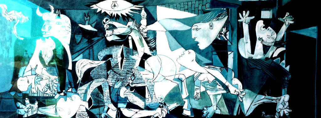 Guernica 1982 Limited Edition Print by  Picasso Estate Signed Editions