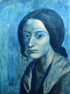Lola, soeur De L Artiste 1963 Limited Edition Print by  Picasso Estate Signed Editions