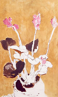 Les Cyclamens Limited Edition Print -  Picasso Estate Signed Editions