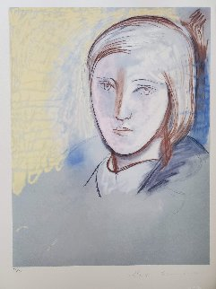 Portrait De Marie-Therese Walter  Limited Edition Print by  Picasso Estate Signed Editions