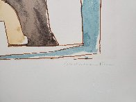 Guéridon Et Guitare Limited Edition Print by  Picasso Estate Signed Editions - 3