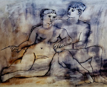 Lover Limited Edition Print by  Picasso Estate Signed Editions