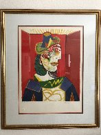 Buste De Femme   1979 Limited Edition Print by  Picasso Estate Signed Editions - 1