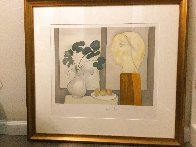 Nature Morte a La Fenetre 1979 HS by Marina Limited Edition Print by  Picasso Estate Signed Editions - 2