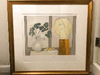 Nature Morte a La Fenetre 1979 HS by Marina Limited Edition Print by  Picasso Estate Signed Editions - 1