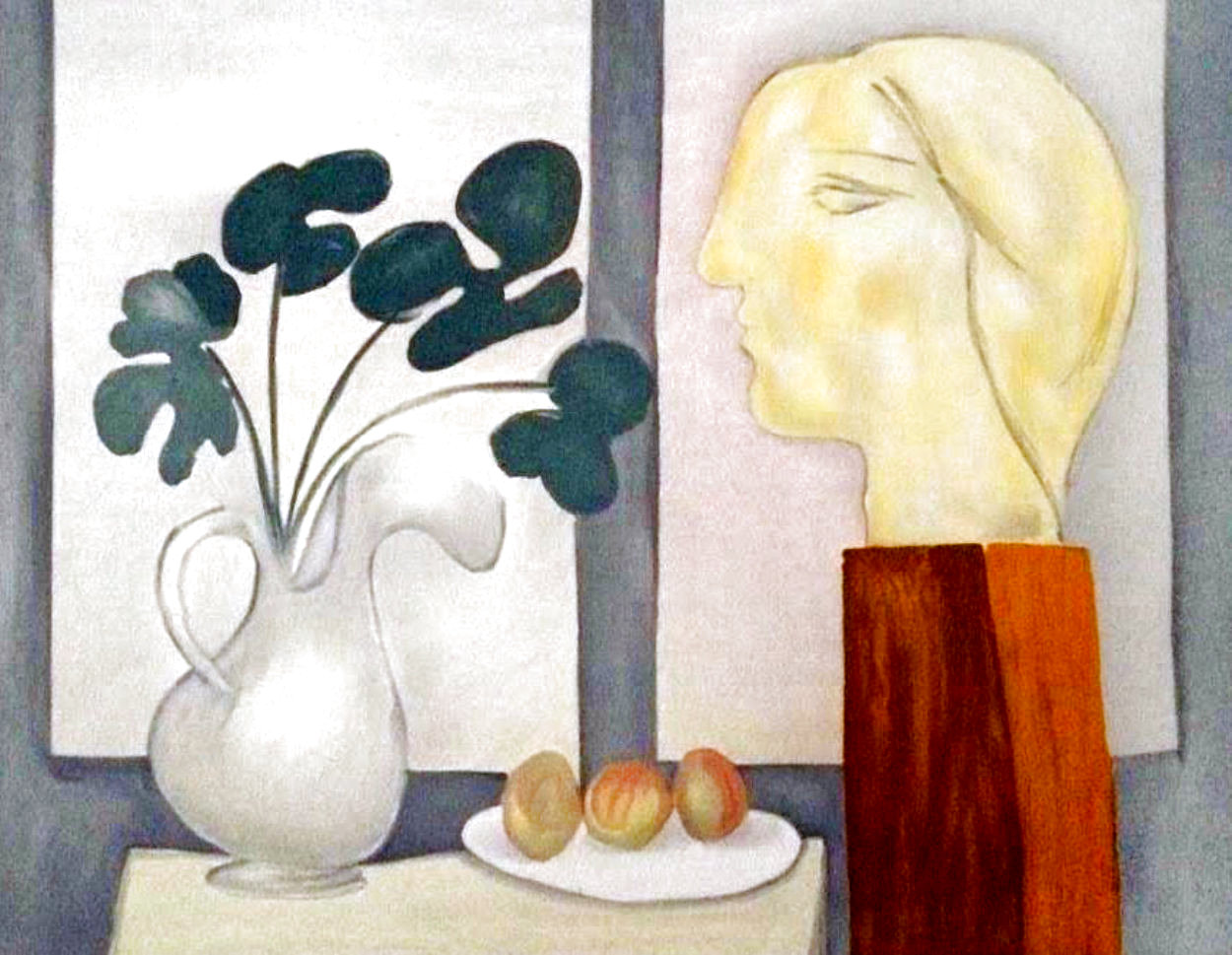 Nature Morte a La Fenetre 1979 HS by Marina Limited Edition Print by  Picasso Estate Signed Editions