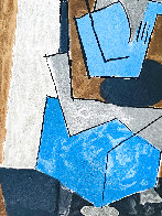 Femme Assise 1982 Limited Edition Print by  Picasso Estate Signed Editions - 3