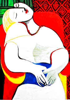 Dream Limited Edition Print -  Picasso Estate Signed Editions