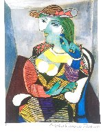 Marie Therese Limited Edition Print by  Picasso Estate Signed Editions - 2