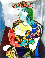 Marie Therese Limited Edition Print by  Picasso Estate Signed Editions - 0