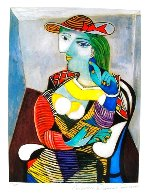 Marie Therese Limited Edition Print by  Picasso Estate Signed Editions - 1