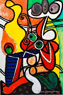 Still Life Limited Edition Print -  Picasso Estate Signed Editions