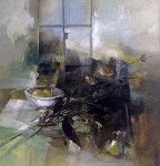 Interno Original Painting - Pietro Piccoli