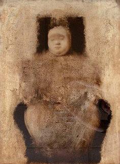 Humanities II 22x30 Works on Paper (not prints) - Sebastian Picker