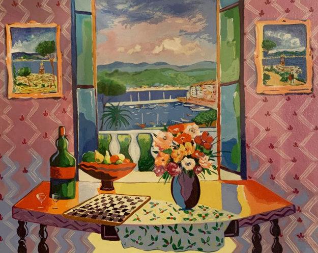 Le Salon St. Tropez 1999 Limited Edition Print by Jean Claude Picot
