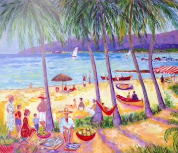 La Pointe Noire AP Limited Edition Print by Jean Claude Picot