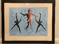 Go Figure 24x32 Works on Paper (not prints) by Pierre Matisse - 1