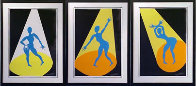 Three Graces Triptych (Set of Three) Works on Paper (not prints) by Pierre Matisse - 5