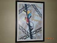 L'escalier D'amour Limited Edition Print by Pierre Matisse - 1