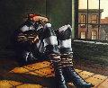 Exile on Main Street 38x51 Original Painting - Markus Pierson