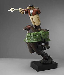 Picador Resin Sculpture 2004 Sculpture - Markus Pierson