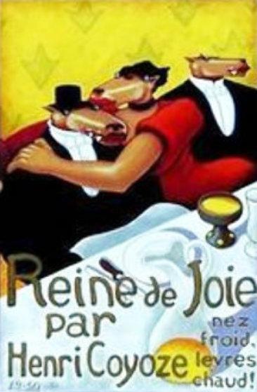 Reine De Joie Limited Edition Print by Markus Pierson