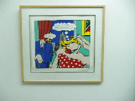 Homage to Lichtenstein I 1992 Limited Edition Print by Markus Pierson - 1