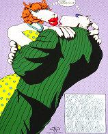 Homage to Lichtenstein IV 1992 Limited Edition Print by Markus Pierson - 0