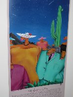 Spring 1989 47x23 Huge Original Painting by Markus Pierson - 5