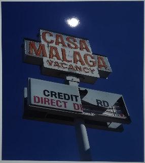 Casa Malaga 2009 Limited Edition Print - Jack Pierson