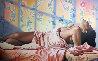 Artemisia 1993 48x32 Original Painting by Patrick Pierson - 0